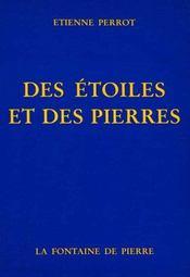 Des Etoiles Et Des Pierres - Intérieur - Format classique