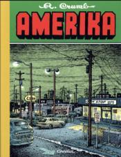 Amerika - Couverture - Format classique