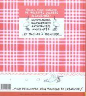 La cuisine de la fée Marguerite ; recueil de recettes sucrées alsaciennes - 4ème de couverture - Format classique