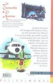 La caravelle d'el aouina - 4ème de couverture - Format classique