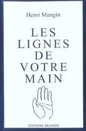 Lignes De La Main - Intérieur - Format classique