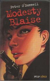 Modesty blaise - Couverture - Format classique