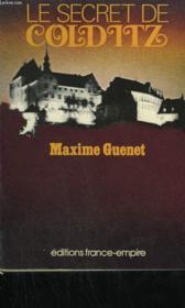 Le Secret De Colditz. - Couverture - Format classique