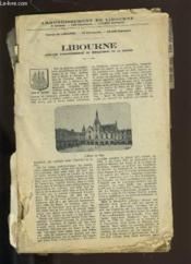 Extrait De L'Annuaire De La Gironde. Libourne. Son Arrondisments Et Ses Grands Vins. - Couverture - Format classique