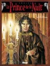 Le prince de la nuit t.2 ; la lettre de l'inquisiteur - Couverture - Format classique