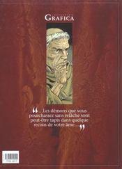 Le prince de la nuit t.2 ; la lettre de l'inquisiteur - 4ème de couverture - Format classique