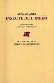 Insecte De L'Infini (Bilingue) - Intérieur - Format classique