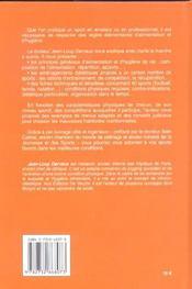 Dietetique Du Sportif (La) - 4ème de couverture - Format classique