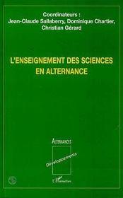 L'Enseignement Des Sciences En Alternance - Intérieur - Format classique