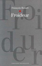 Froideur - Couverture - Format classique