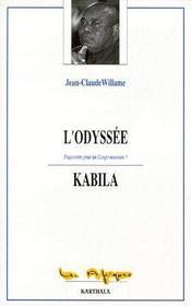 L'odyssée Kabila ; trajectoire pour un Congo nouveau ? - Couverture - Format classique