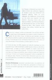 La France Du Coeur ; Ceux Qui Aident Les Autres - 4ème de couverture - Format classique