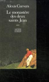 Le monastere des deux saints jean - Couverture - Format classique