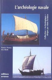 L'Archeologie Navale - Intérieur - Format classique