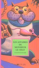 Les affaires de monsieur le chat - Intérieur - Format classique