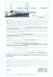 Introduction au traitement de l'energie electrique - 4ème de couverture - Format classique