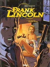 Frank lincoln t.1 ; la loi du grand nord - Intérieur - Format classique