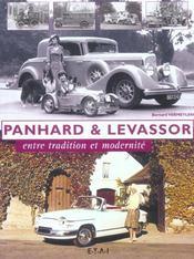 Panhard et levassor ; entre tradition et modernite - Intérieur - Format classique