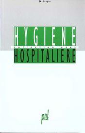 Hygiene Hospitaliere - Intérieur - Format classique