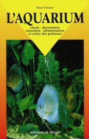 L'Aquarium - Couverture - Format classique