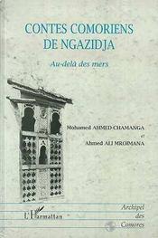 Contes Comoriens De Ngazidja ; Au-Dela Des Mers - Intérieur - Format classique