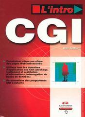 L'Intro Cgi - Intérieur - Format classique