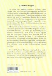 Irak, Le Chaudron Casse - 4ème de couverture - Format classique
