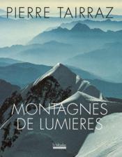 Montagnes De Lumieres - Couverture - Format classique