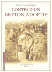 Contes D'Un Breton Adoptif - Couverture - Format classique