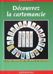 Decouvrez La Cartomancie - Intérieur - Format classique