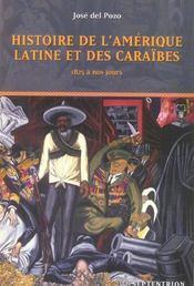 Histoire De L Amerique Latine Et Des Caraibes - Intérieur - Format classique