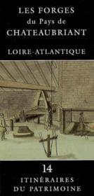 Les forges du pays de Chateaubriant - Couverture - Format classique