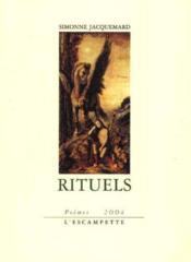 Rituels - Couverture - Format classique