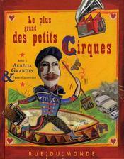 Le plus grand des petits cirques - Intérieur - Format classique