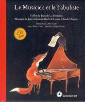 Le musicien et le fabuliste - Intérieur - Format classique