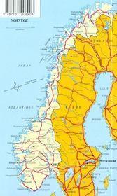Norvege - 4ème de couverture - Format classique