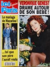 Ici Paris N°2638 du 24/01/1996 - Couverture - Format classique