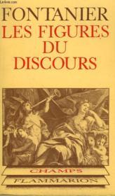 Les Figures Du Discours. Collection Champ N° 15 - Couverture - Format classique