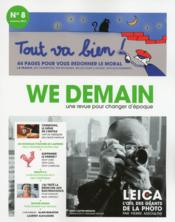 Vente livre :  WE DEMAIN N.8  - We Demain