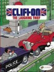 Vente livre :  Clifton t.2 ; the laughing thief  - Turk/De Groot - Turk - De Groot