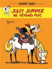 Lucky Luke ; Jolly Jumper Ne Répond Plus - Couverture - Format classique