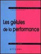 Les Gelules De La Performance - Intérieur - Format classique