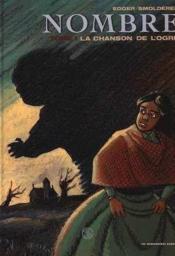 Nombre: La chanson de l' ogre - Couverture - Format classique
