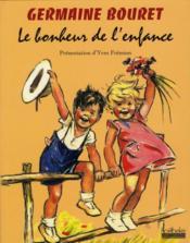 Le bonheur de l'enfance - Couverture - Format classique
