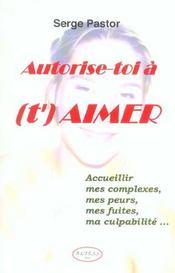 Autorise-Toi A T'Aimer - Intérieur - Format classique