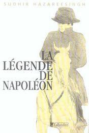 La Legende De Napoleon - Intérieur - Format classique