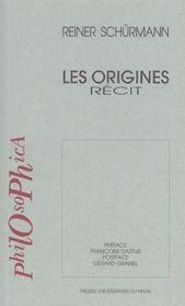 Les Origines - Intérieur - Format classique