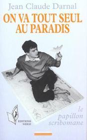 On Va Tout Seul Au Paradis - Intérieur - Format classique