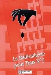Radiesthesie Pour Tous - Volume 3 - Couverture - Format classique