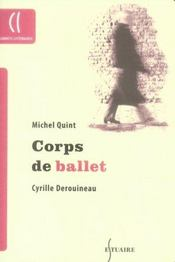 Corps De Ballet - Intérieur - Format classique
